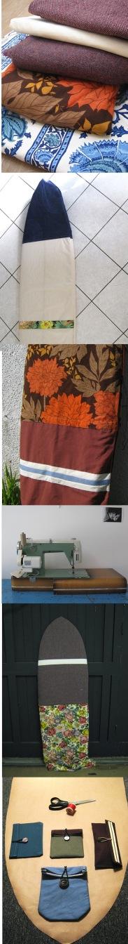 Saltybuds handmade board covers
