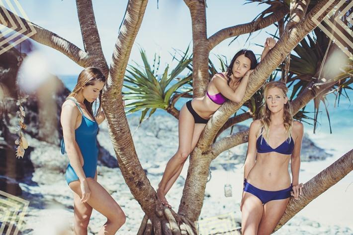 Surfkini Surf bikini separates - bikinis for surfing