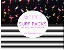 Salt Gypsy Bespoke Female Surf Packs