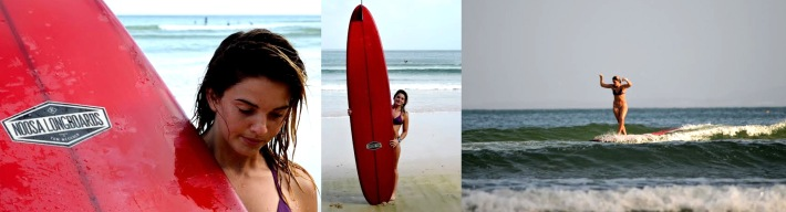 Maddy Phillips Salt Gypsy Ambassador - female surfer Noosa